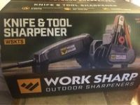 Work Sharp Knife and Tool Sharpener