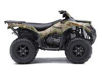 2017 Kawasaki Brute Force 750 4x4i EPS Camo Sport-Utility ATVs Hialeah, FL
