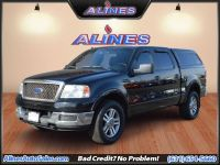 2005 Ford F-150 SuperCrew 139 FX4 4WD