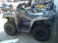 2014 Can-Am 650 OUTLANDER XT Sport-Utility ATVs Columbus, OH