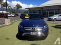 2017 Mercedes-Benz GLC GLC 300 4MATIC AWD GLC 300 4MATIC 4dr SUV