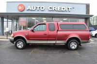 2002 FORD F-150 EXTENDED CAB PICKUP 4-DR