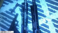 For Sale/Trade: Glock lower and ar15 upper and lower parts kit