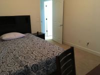 Bedroom for rent month to month.