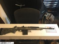 For Sale: New Ruger Gunsite Scout (Left-hand bolt) 308 Plus 200 rds of ammo