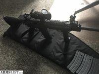 For Sale: SAA AR-15 free float quad rail w/ vortex strikefire