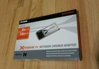 D-Link DWA-652 Xtreme N Wireless Adapter (802.11g/n; Laptop-Notebook; Mint, New)