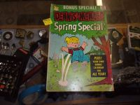 1964 Dennis the Menace Spring Special Comic Book