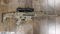 For Sale: FN FNH SCAR 17 .308 WIN FDE Cerakote Handl, Vortex