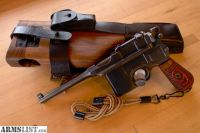 For Sale: USED Mauser C96 in 9mm