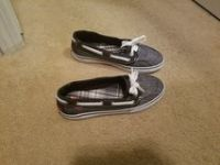 Womens Boat Shoes size 7.5