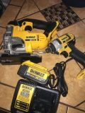 jig saw impact battery and charger
