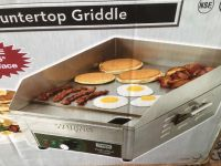 Waring Commercial Griddle Like New