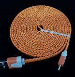 10ft Orange Android charging cords