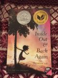 Euc Awesome paperback Inside Out & Back Again