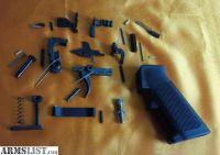 For Sale: M-16 LPK's, 10 Lower Parts Kit's, M16