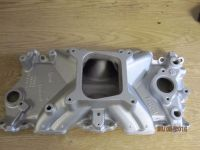 Buy HOLLEY INTAKE MANIFOLD SBC CHEVY STREET DOMINATOR LIKE NEW TORKER motorcycle in McKeesport, Pennsylvania, United States, for US $90.00