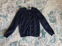 H&M Cardigan-Navy w/ gold buttons