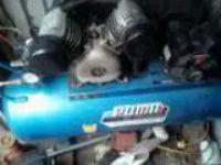 Big Puma Shop Air Compressor Quite
