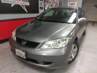 2005 Honda Civic EX 2dr Coupe