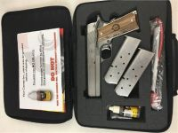 Coonan 1911 45 acp Stainless pistol 100028-009 NEW IN BOX