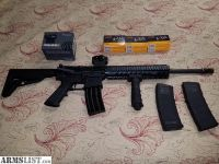 For Sale: DB15CCB w/ free float rail, Romeo5 red dot, 3 mags, 250rnds