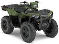2017 Polaris Sportsman 850 Utility ATVs Rushford, MN