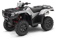 2018 Honda FourTrax Foreman Rubicon 4x4 Automatic DCT EPS Deluxe Utility ATVs West Bridgewater, MA
