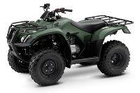 2018 Honda FourTrax Recon Utility ATVs Keokuk, IA