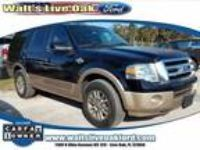 2012 Ford Expedition Black, 85K miles