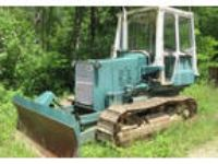 1986 Komatsu D31A-17-Crawler-Tractor Equipment in Bridgewater, CT