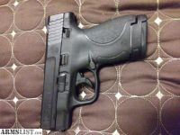 For Sale: Smith & Wesson 9mm