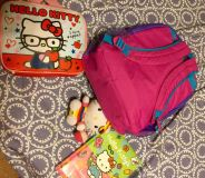 Hello kitty and more