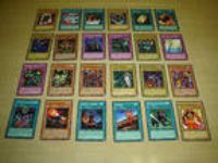 205 Card Lot with a few foil cards YU-GI-OH