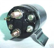 Purchase Starter solenoid buick corvette cadillac hudson john deere chevrolet gmc 54-62 motorcycle in Lexington, Oklahoma, United States, for US $49.95