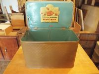Foot Rest Box*1950S*Box*Really Nice*