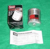 Sell NEW PROFESSIONAL PRODUCTS 10867 POWERFILTER OIL FILTER 3/16-16 CHEVY AMC JEEP motorcycle in Fort Wayne, Indiana, United States, for US $49.95