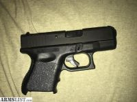 For Sale/Trade: Glock 26 gen 3