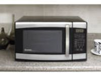 Danby 0.7-cu ft Countertop Microwave, Stainless Steel NEW