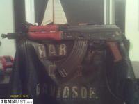 For Sale/Trade: m92 ak pistol