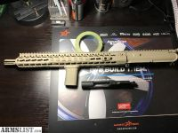For Sale: Palmetto state armory 14.0 upper w/ BCM KMR 15