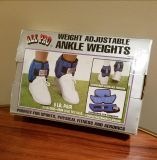 Ankle Weights - 5 LB. Pair.