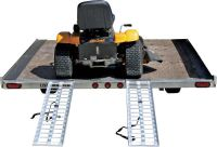 Buy NEW 5' LONG TRAILER RAMPS-ATV-UTV-GOLF CART-LAWN TRACTOR (S-6012-2000-2) motorcycle in West Bend, Wisconsin, US, for US $134.99