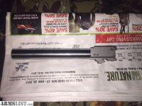 For Sale/Trade: 9mm Glock conversion barrel
