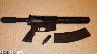 For Sale: AR15 pistol billet 5.56 223