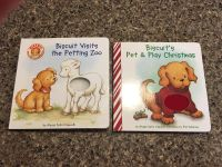 Board books touch and feel $1 each