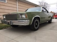 1979 Chevrolet ELCAMINO ELCAMINO