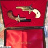 For Sale/Trade: House of butler duelling pistols