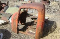 Sell 1938 38 Chevy Truck CAB SOLID 1937 37 Rat Rod motorcycle in Great Bend, Kansas, US, for US $400.00