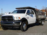 2012 Dodge Ram 4500 HD 6.7 Cummins Diesel 4X (White)